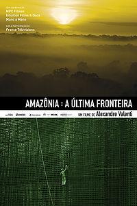Cartaz Amazônia - A Ultima Fronteira.jp