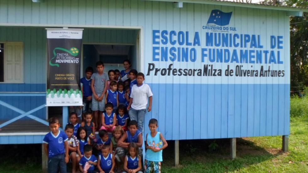 AC - Cruzeiro do Sul - EMEF. Prof. Nilza