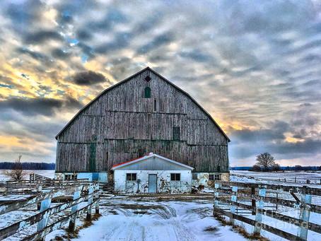 Parables Part 5 - Build Bigger Barns?