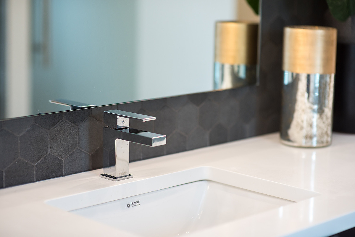 Master Ensuite Counter Tops & Taps