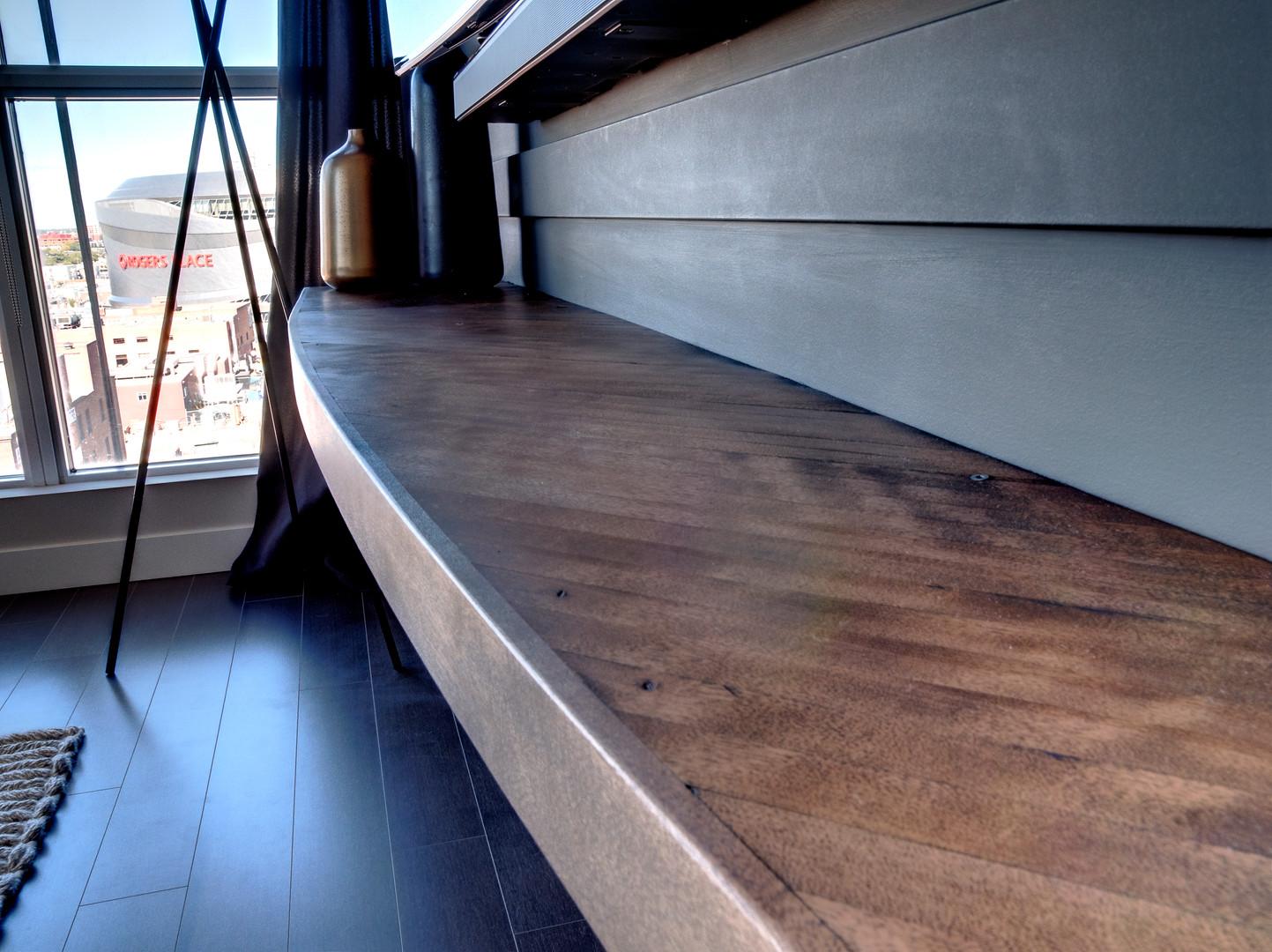 Custom Bespoke Floating Shelf