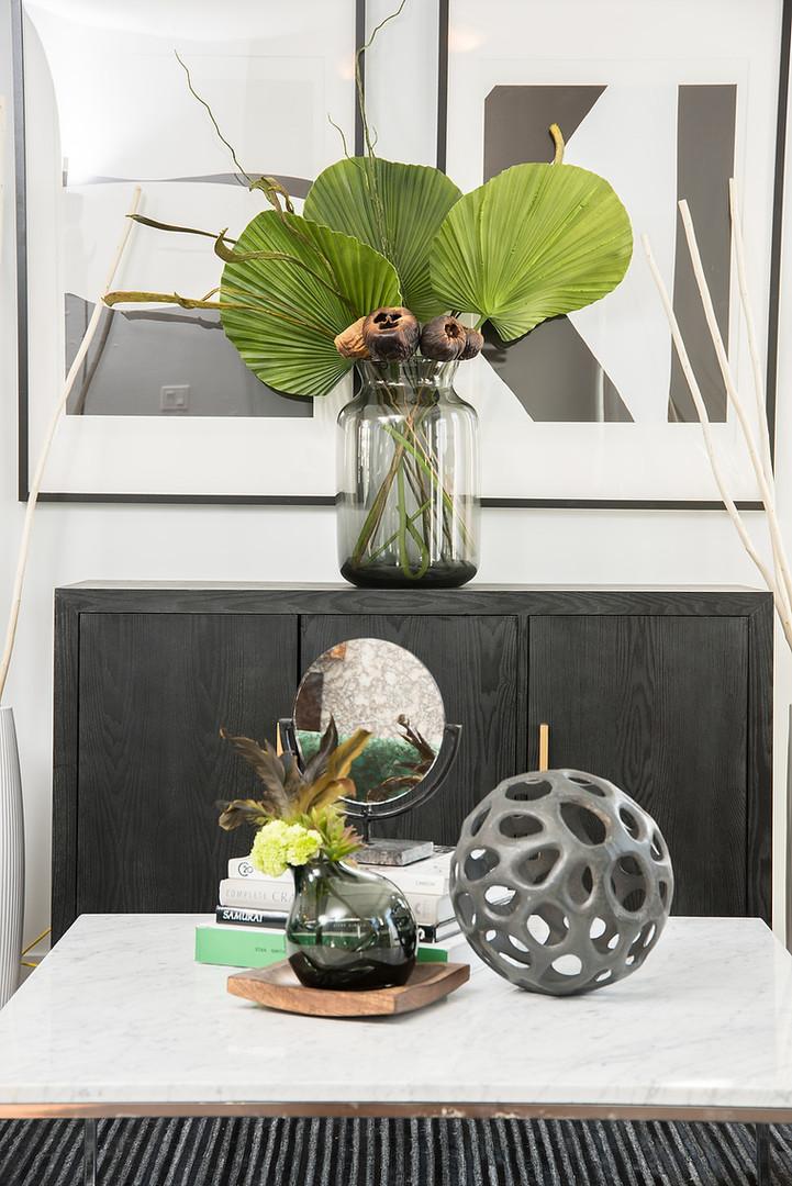 Sideboard, Coffee Table & Decor