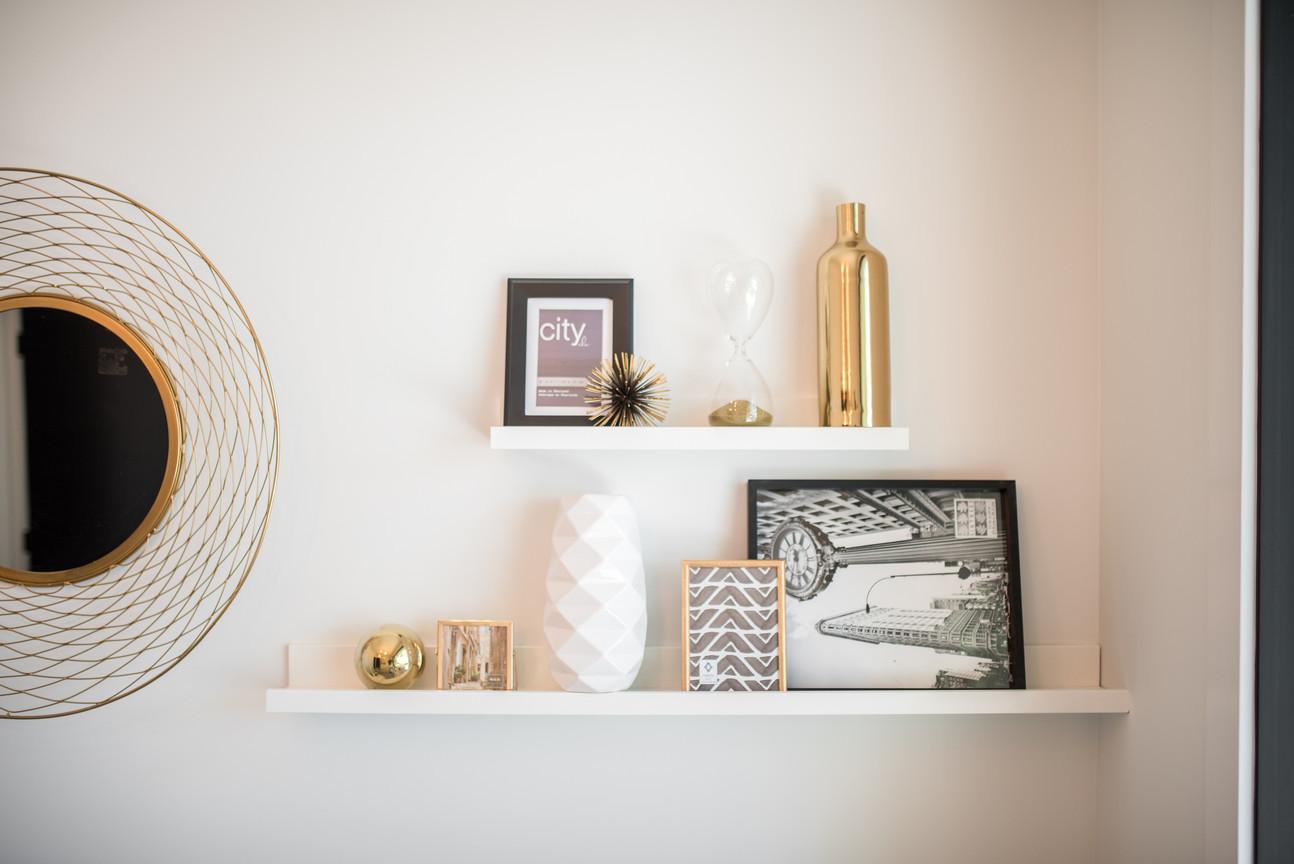 Office Shelves & Decor