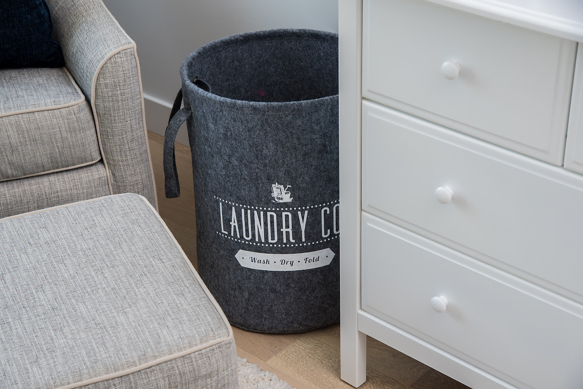 Nursery Dresser & Laundry Basket