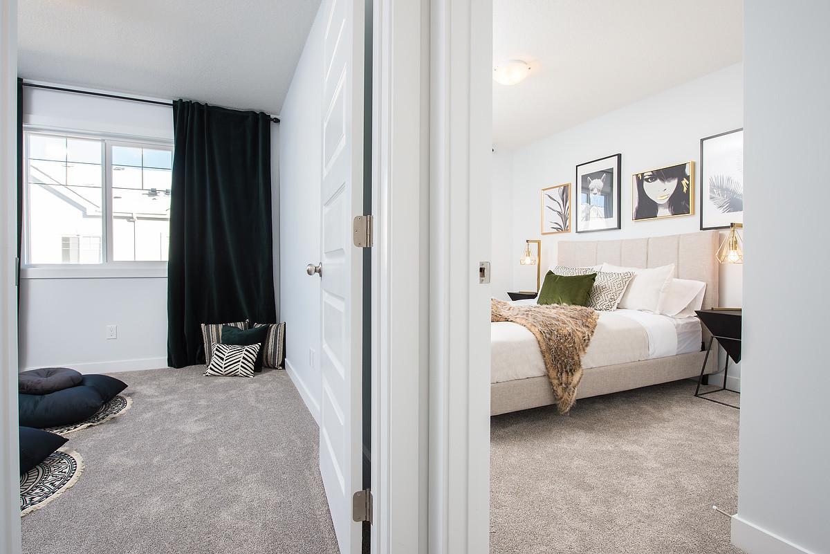 Guest Bedroom & Meditation Room