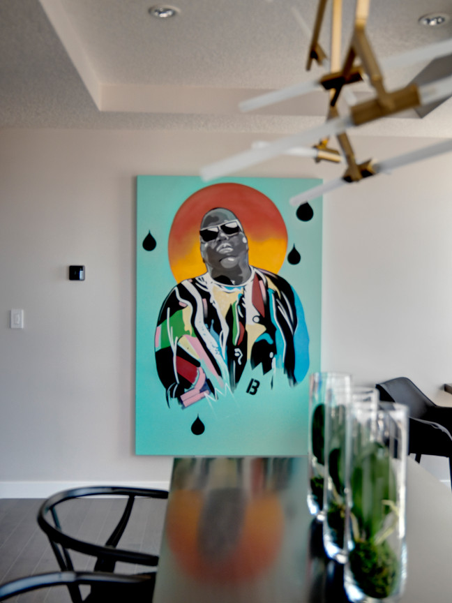 """""""Biggy"""" Custom Painting"""