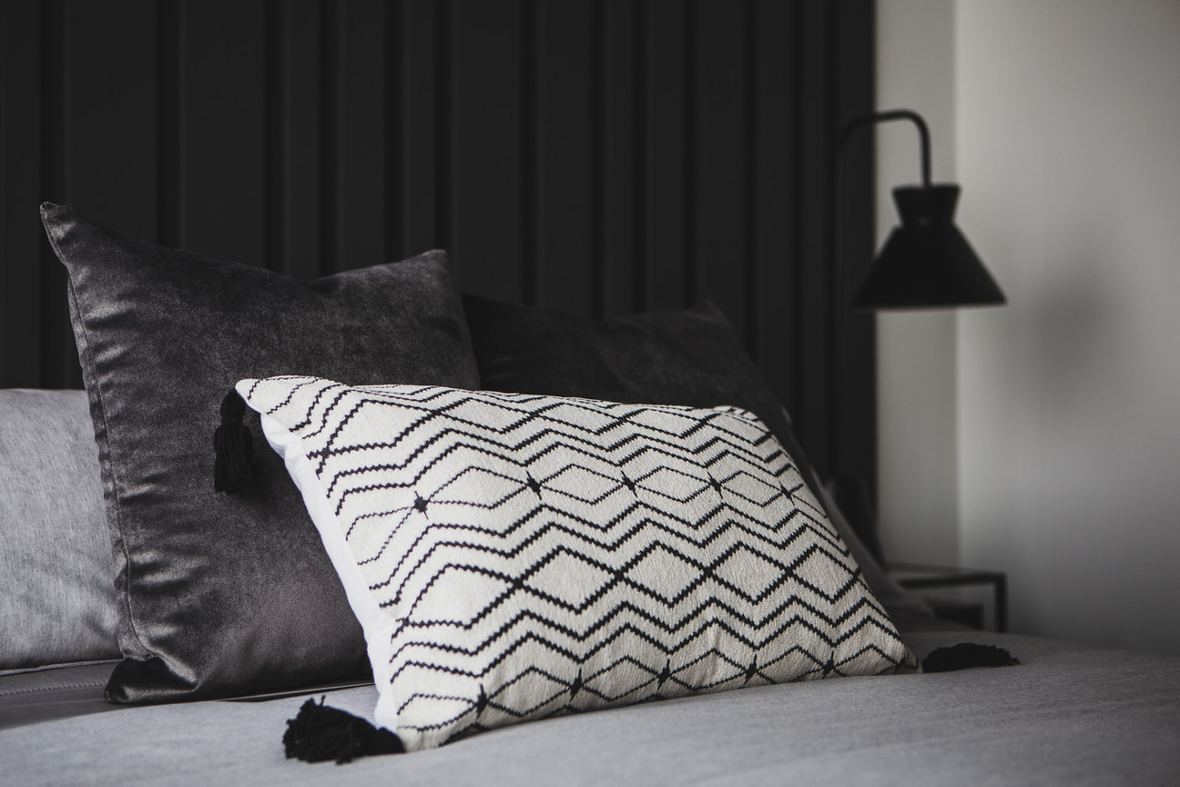 Master Bedroom Soft Furnishings
