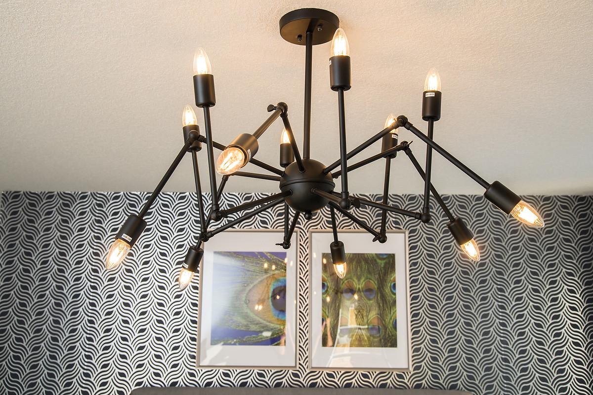 Master Bedroom Celing Light