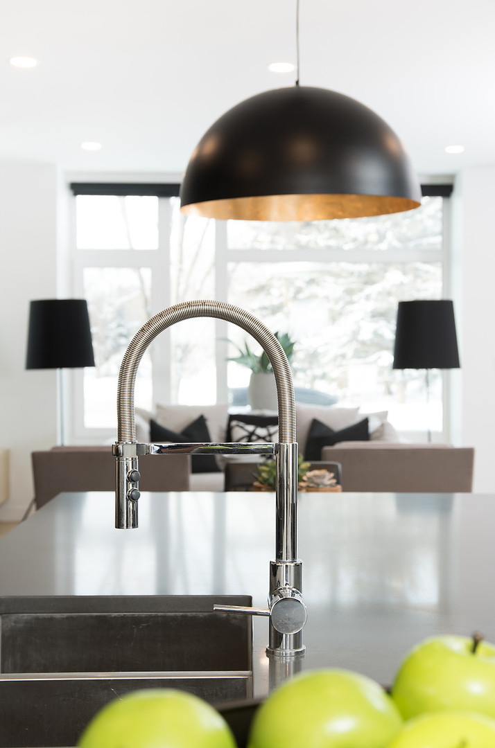 Kitchen Island Tap
