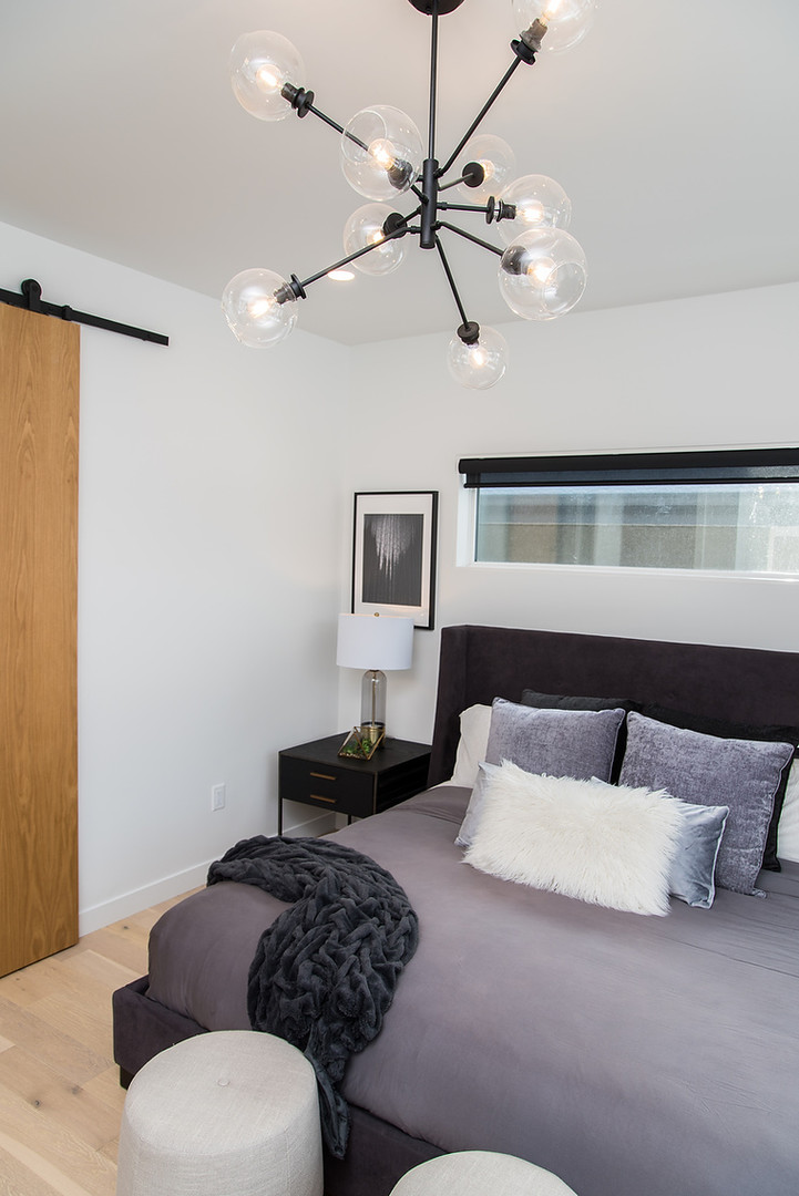 Master Bedroom Lighting