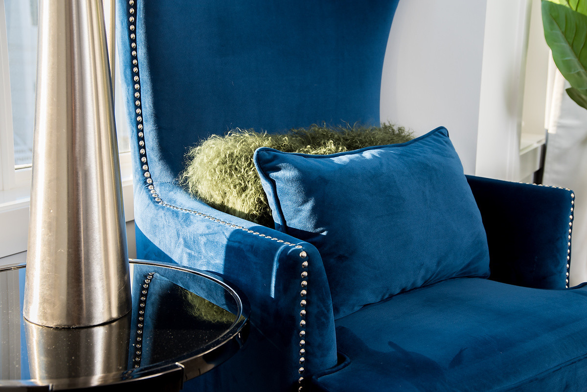 Master Bedroom Arm Chair
