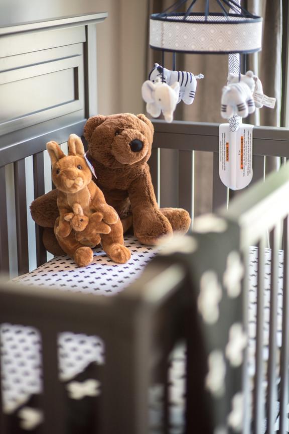 Nursery Crib