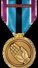 Humanitarian Service medal, 2 grade