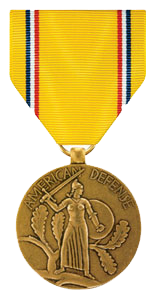 american defence service medal