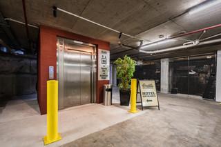 Churchills Free Parking Lift