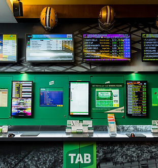 TAB, KENO, Trackside, Pokies, Gaming, Betting
