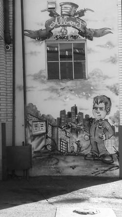 Petit Grafitti