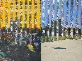 Diptych: Here and Now, 2010.