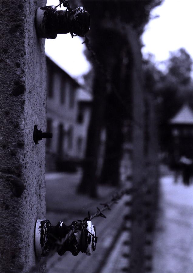 Auschwitz-Birkenau, Poland. 2005