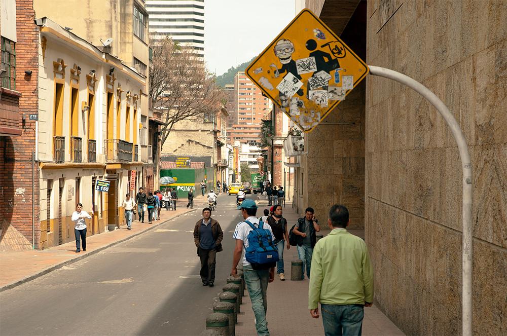 Bogotá, D.C., Colombia, Jan. 2012.