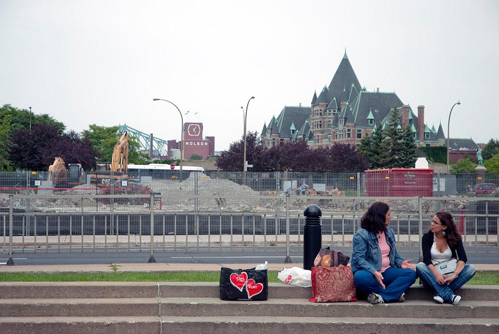 Montréal, Québec. August 2010.