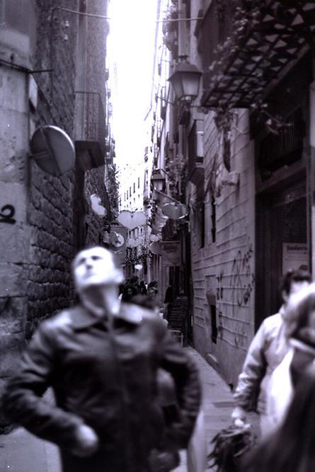 Barcelona, Spain. 2005