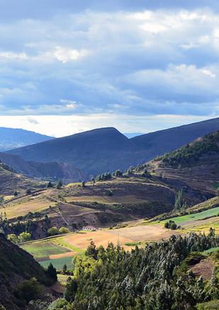Boyacá Province, Colombia. July, 2012.