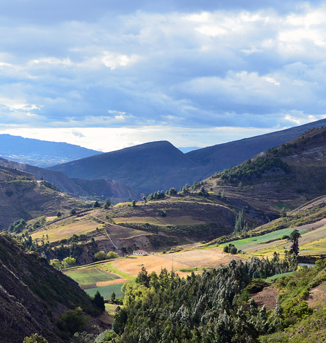 Boyacá Province, Colombia. July, 2012.