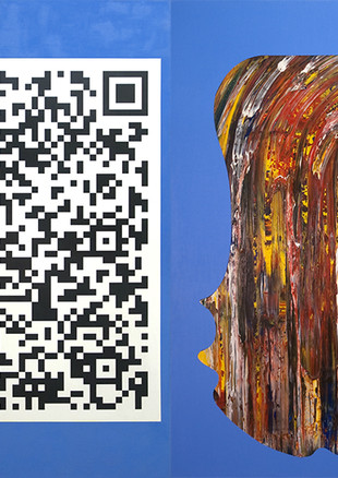 Diptych: The Falls, 2010.