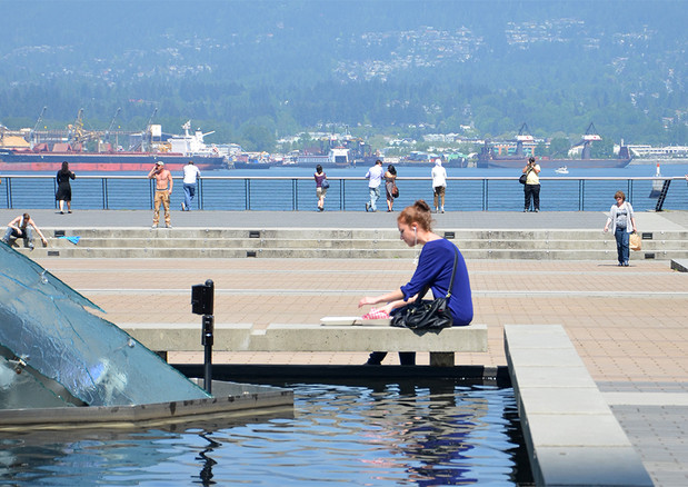 Vancouver, B.C. May 2013.