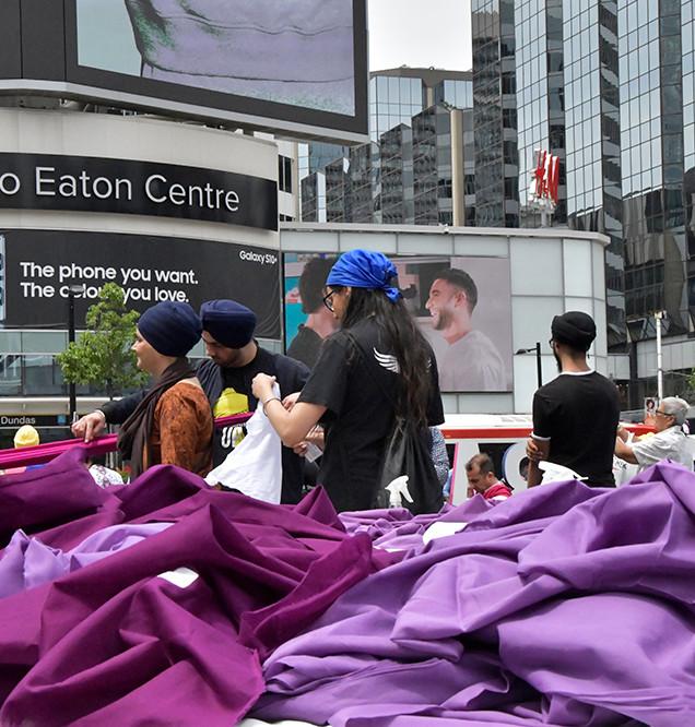 Toronto, ON. June 9, 2019.