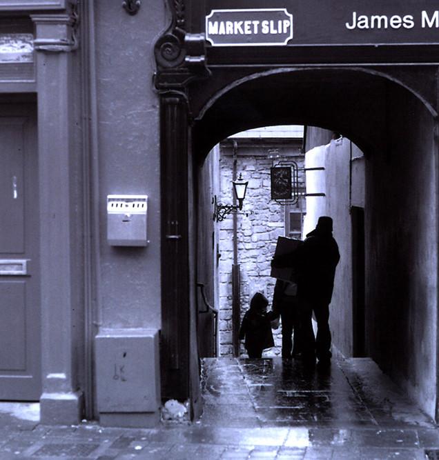 Kilkenny, Ireland. 2005