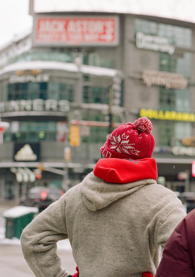 Toronto, ON. December 25, 2020.