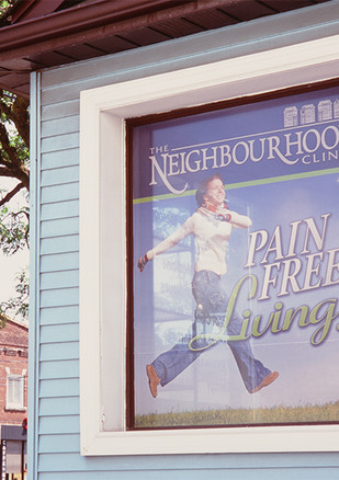 PAIN FREE Living!, Toronto, ON. Aug 2020.