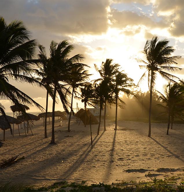 Tarará, Playas Del Este, La Habana, Cuba. Feb. 19, 2013.