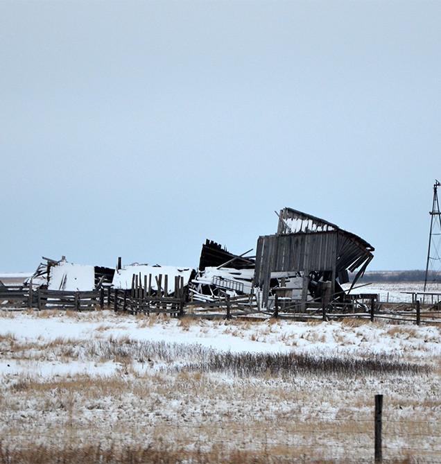 Saskatchewan. November 2012.