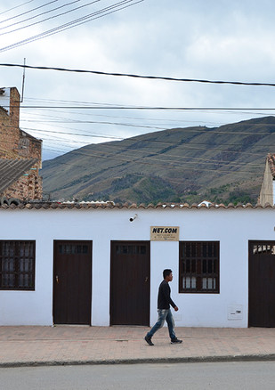Villa de Leyva, Boyacá, Colombia. July, 2012.