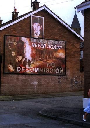 Belfast, Ireland. 2005