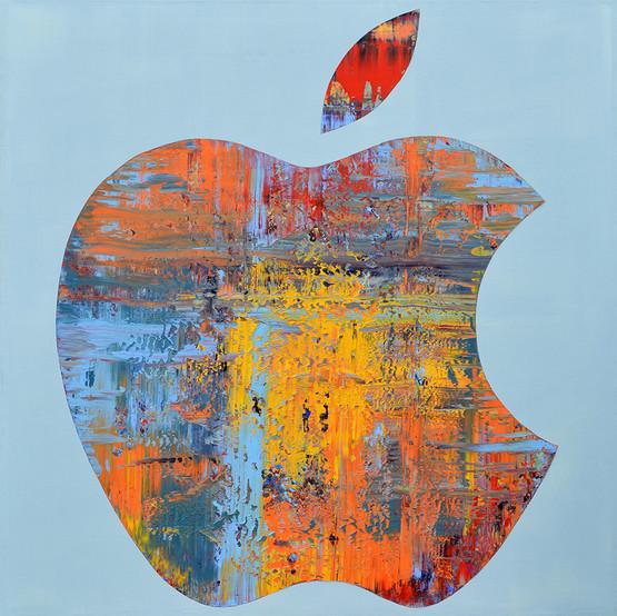 apple, 2013.