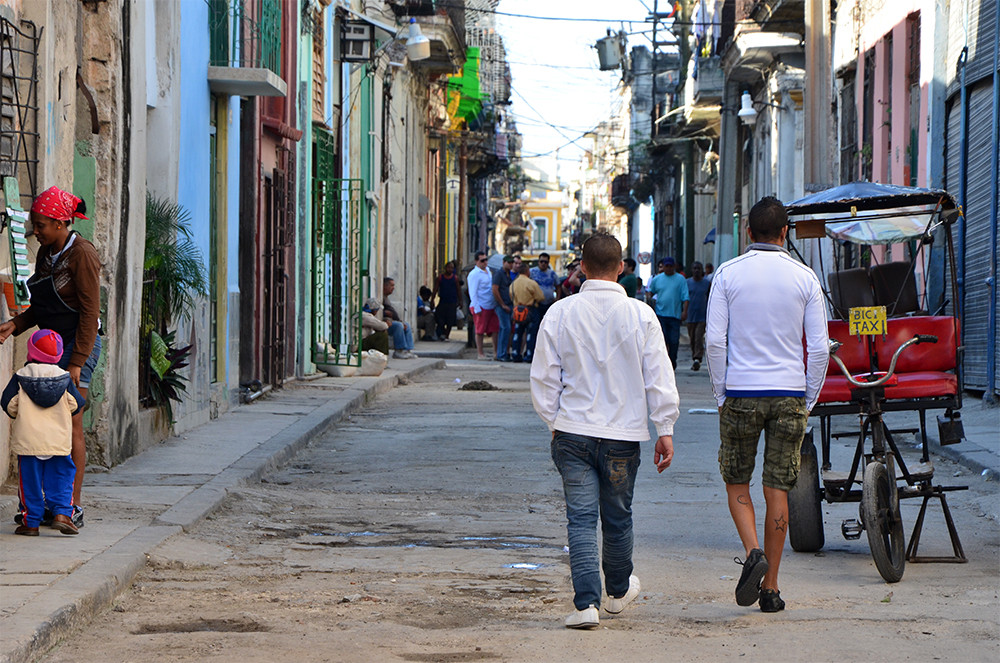 Havana, Cuba. Feb. 19, 2013.