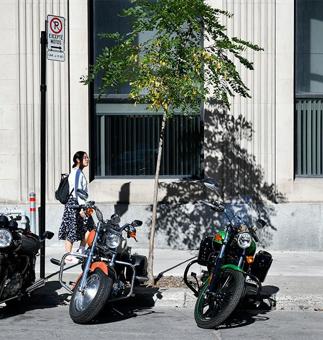 Montréal, Québec. September 2019.