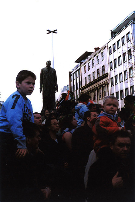 Dublin, Ireland. 2005