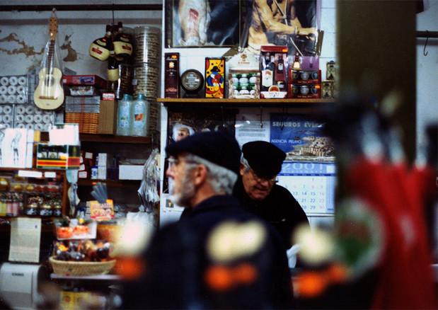 Almunecar, Spain. 2001