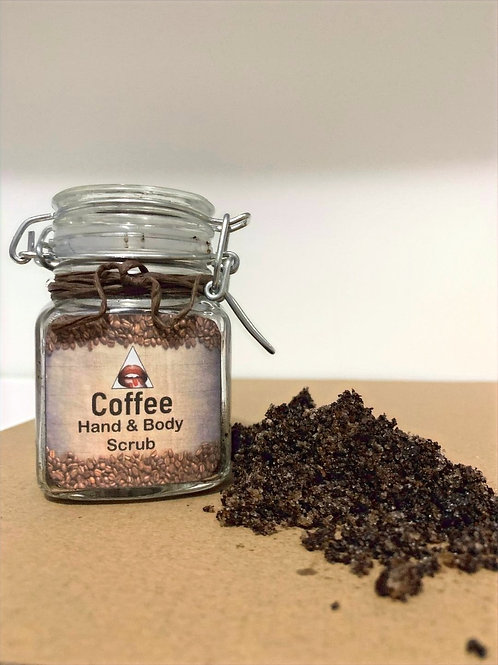 Coffee Hand & Body Scrub