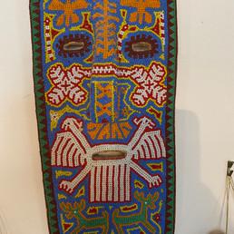 Huichol bead