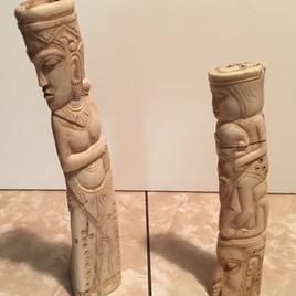 Tribal figures
