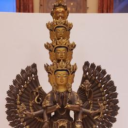 Bronze gilt