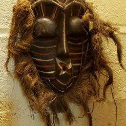 Bearded tribal