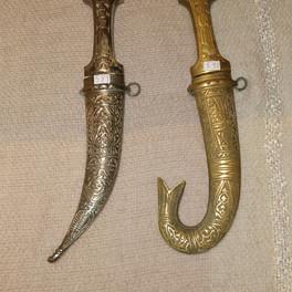 Jambiya daggers