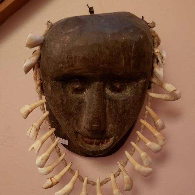 Boar teeth tribal